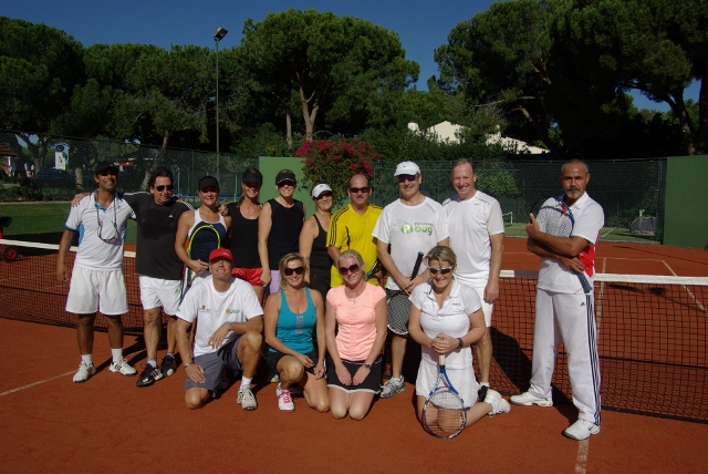 Tennis holidays Algarve, Portugal